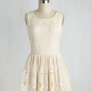 ModCloth Louvre At First Sight dress